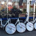 wheeldisc; reclame in de wielen